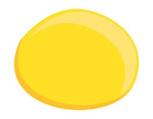 Yellow Design Circle