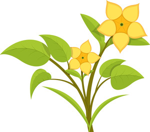 Yellow Flowers Designs