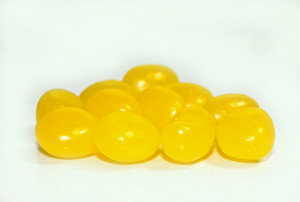 Yellow Jelly Beans