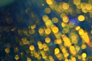 Yellow Nature Bubbles