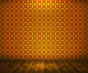 Yellow Room Background