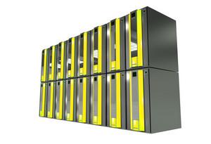 Yellow Servers