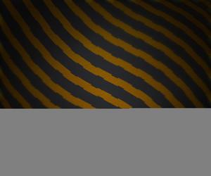Yellow Urban Striped Background