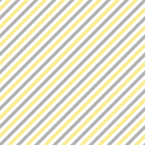Yellow, White, And Grey Diagonal Stripes Pattern