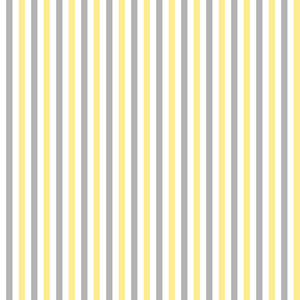Yellow, White, And Grey Stripes Pattern