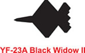 Yf-23a Black Widow Ii