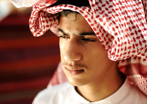 Young arabian