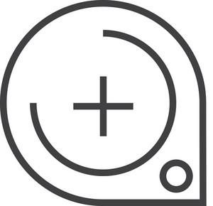 Zoom 5 Minimal Icon
