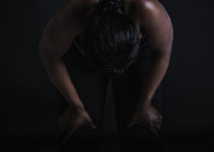 fitness, Black woman, exercise, workout, health, fit, athletic, Black, woman, strong, muscles