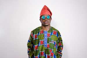 Man in traditional clothing