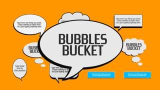 Bubles Bucket
