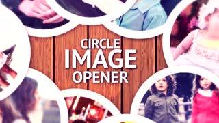 Circle Image Opener
