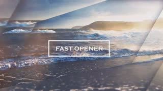 Fast Opener : Clean promo