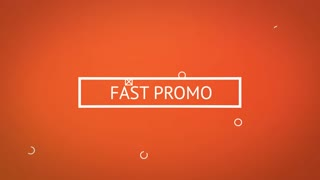 Fast Promo Slideshow