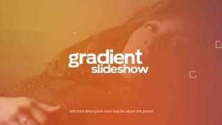 Gradient Slideshow