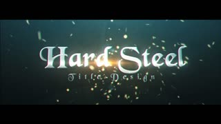 Hard Steel : After effects template