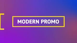 Modern Promo Slideshow