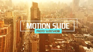 Motion Slide : Clean slideshow
