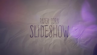 Paper Torn Slideshow