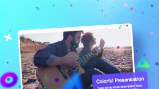 Colorful Presentation