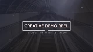Creative Demo Reel