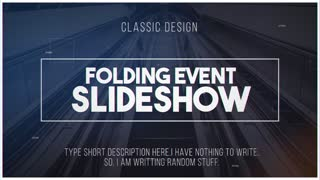 Folding Slideshow