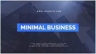 Minimal Business