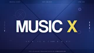 Music X :  Musical event