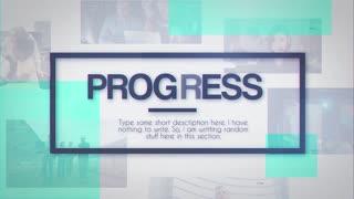 Progress Corporate slideshow
