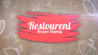 Restaurants Recipe Display