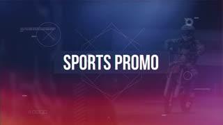 Sports Promo Design