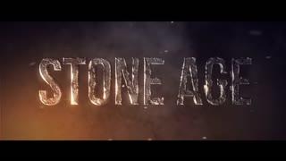 Stone Age Title Design