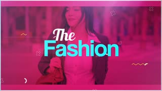 The Fashion Slideshow