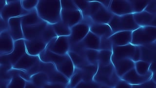 Blue abstract plasma background