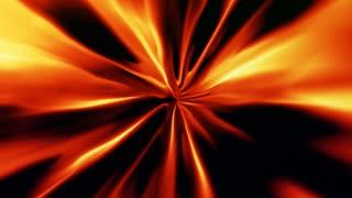 Fiery liquid background loop