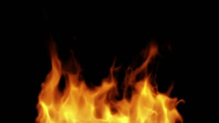 Fire Burning Background