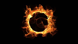FIRE RING motion design