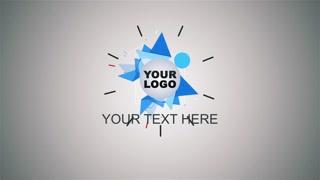 Popup Logo Presentation
