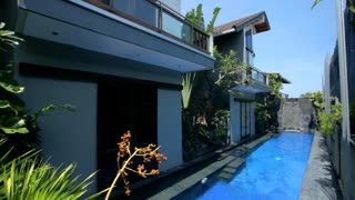 Beautiful villa with swimming pool in Bali