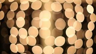 christmas lights flashing