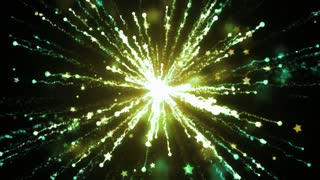 Green Fairy Particles