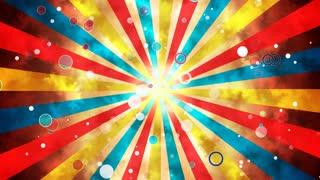 Grunge Sun Burst Background