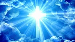 Heavenly CloudsCross