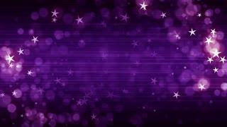 Purple Fashion Stars
