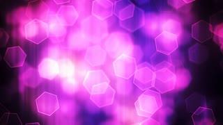 Purple Light Bokeh