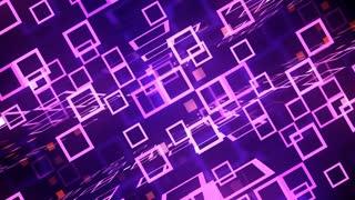 Purple Technology Grid