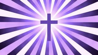 Retro Prayer Cross