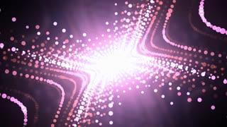 Romantic Glitter Wave