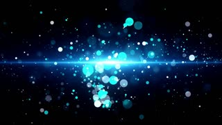 Abstract Light Particles