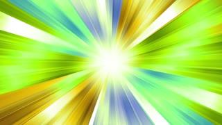 Abstract Light Sunburst